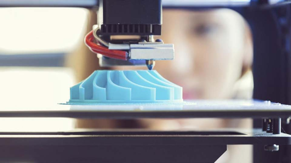 Hands on with 3D Printing
